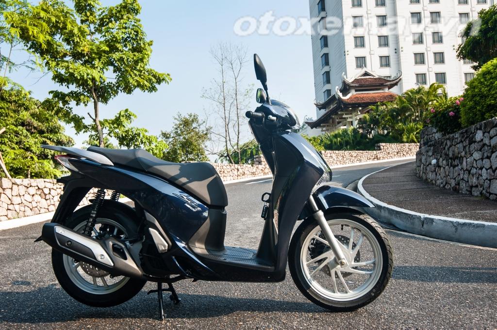 Honda Việt Nam thông báo sửa khóa Smart Key của xe SH mới 1