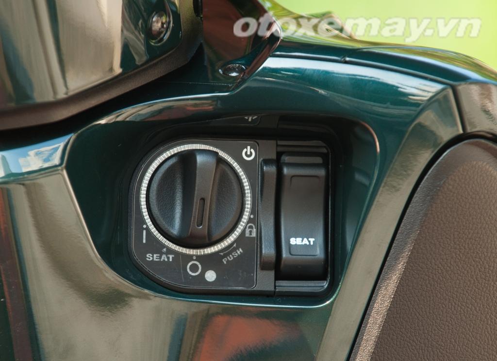 Honda Việt Nam thông báo sửa khóa Smart Key của xe SH mới 2