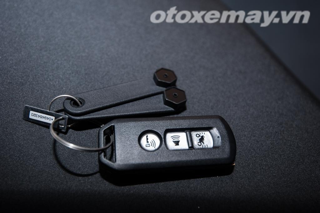 Honda Việt Nam thông báo sửa khóa Smart Key của xe SH mới 3