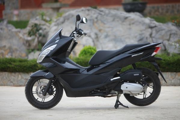 Honda PCX - Xe ga tiện ích 4