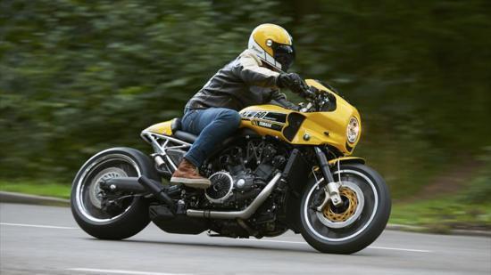 Dân buôn Yamaha bỏ bán hàng đi thi độ xe 3