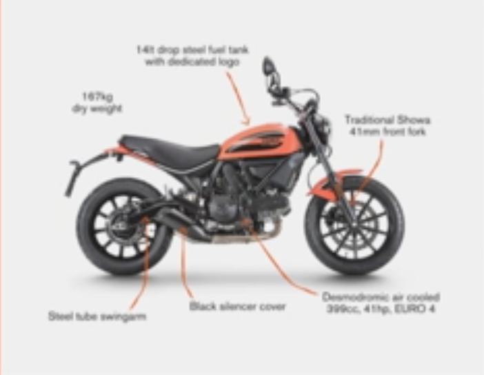 Trực tiếp tường thuật lễ ra mắt 3 dòng xe bí ẩn của Ducati 3