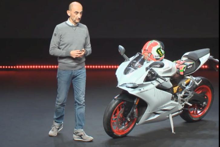 Trực tiếp tường thuật lễ ra mắt 3 dòng xe bí ẩn của Ducati 13
