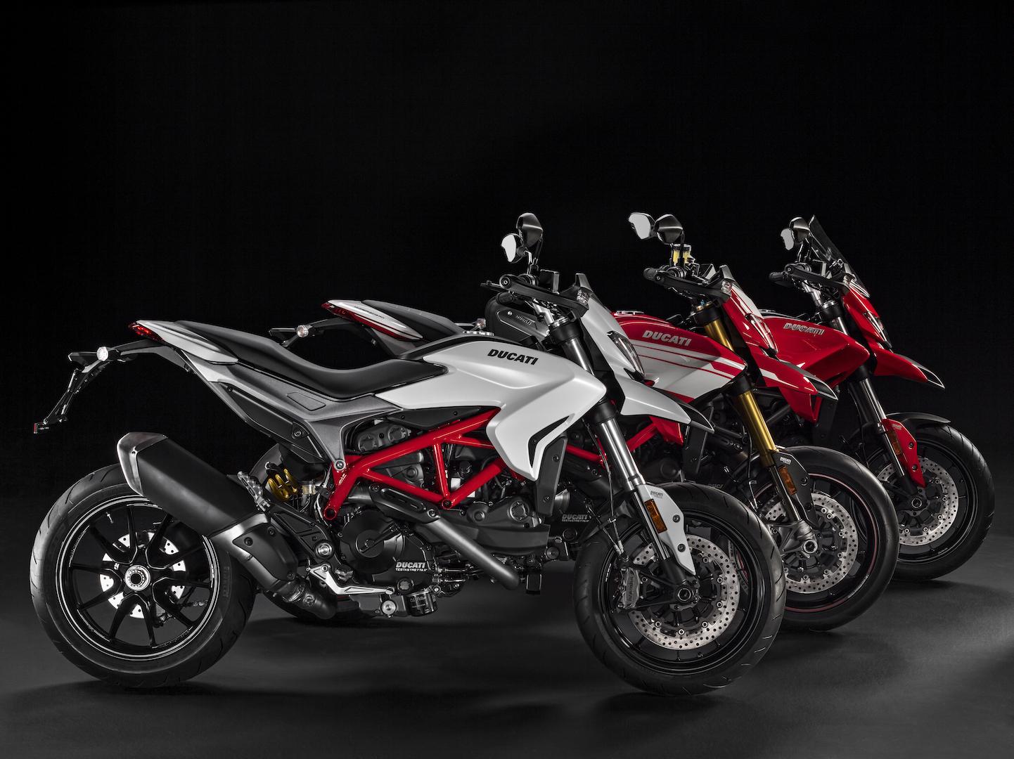 Trực tiếp tường thuật lễ ra mắt 3 dòng xe bí ẩn của Ducati 11