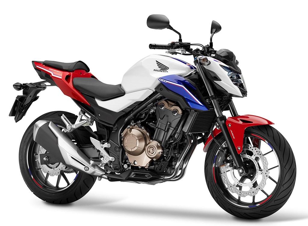 Honda trình diện triển lãm EICMA loạt xe thể thao mới - Honda CB500 - 1