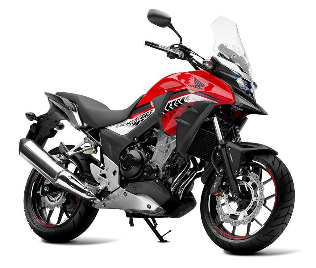 Honda trình diện triển lãm EICMA loạt xe thể thao mới - Honda CB500 - 2