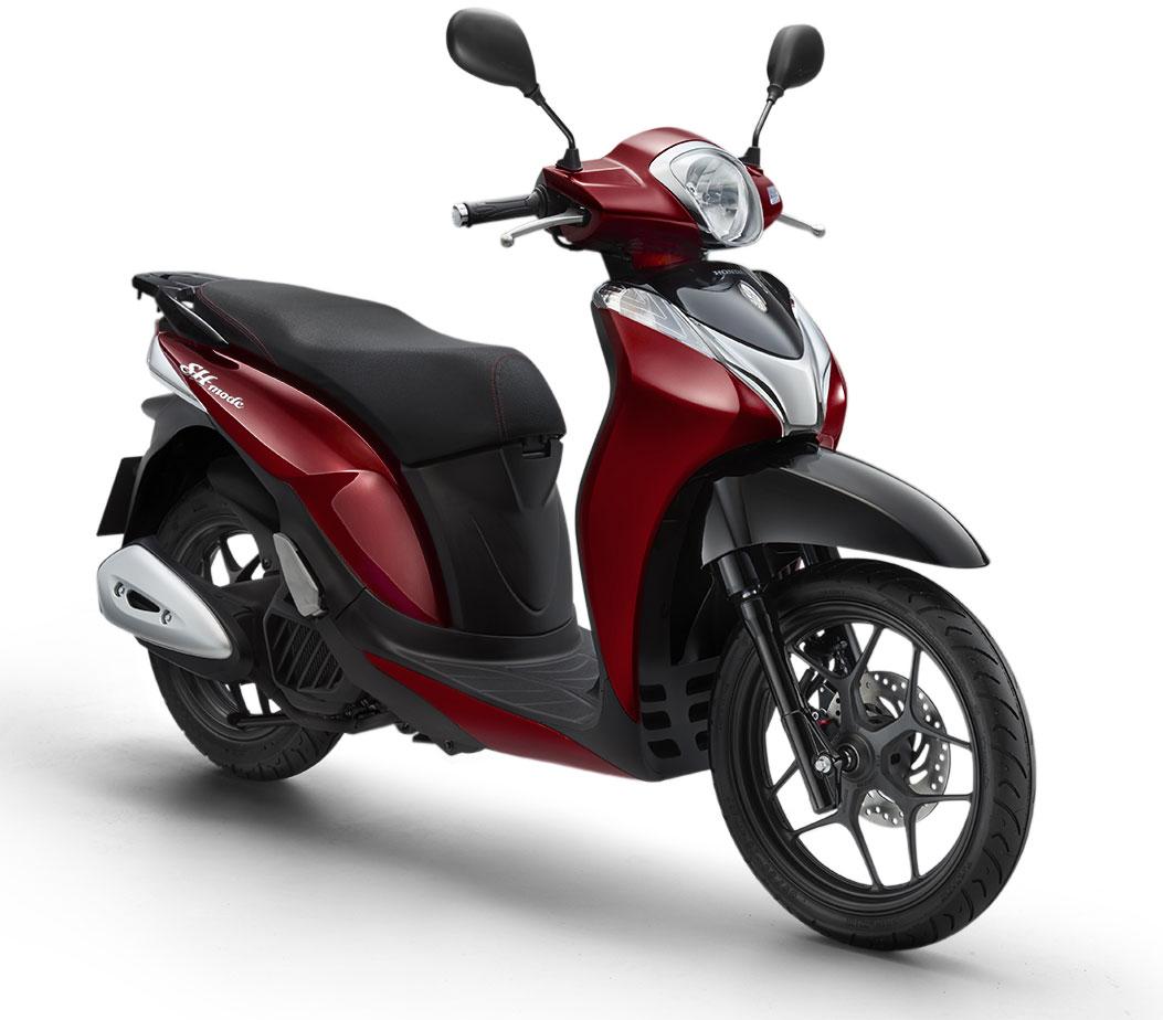 Honda SH Mode đời mới thêm màu sơn, giữ nguyên giá ảnh 1