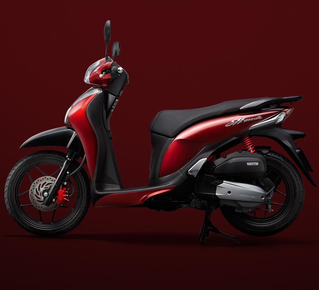 Honda SH Mode đời mới thêm màu sơn, giữ nguyên giá ảnh 3