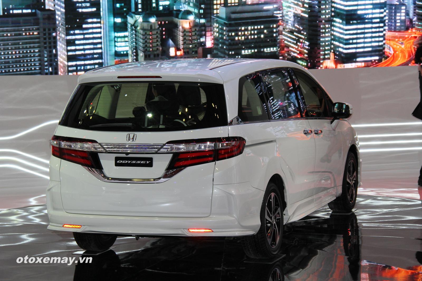 Honda Odyssey tiếp cận khách hàng toàn quốc - ảnh 3