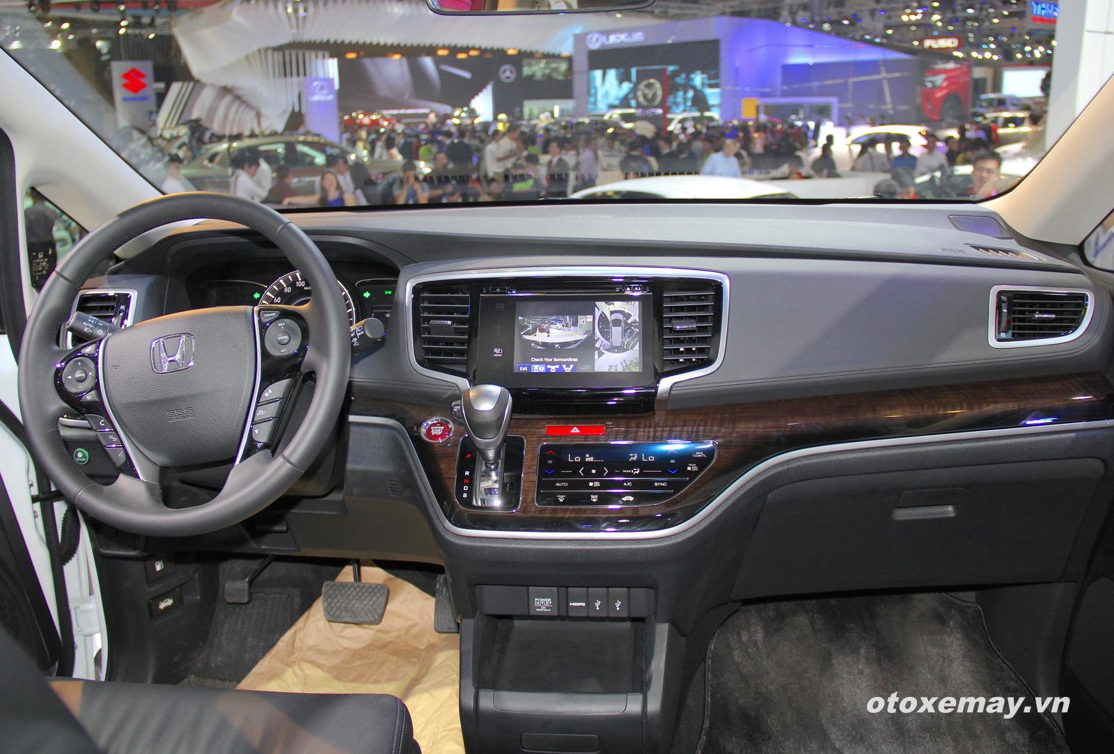 Honda Odyssey tiếp cận khách hàng toàn quốc - ảnh 5