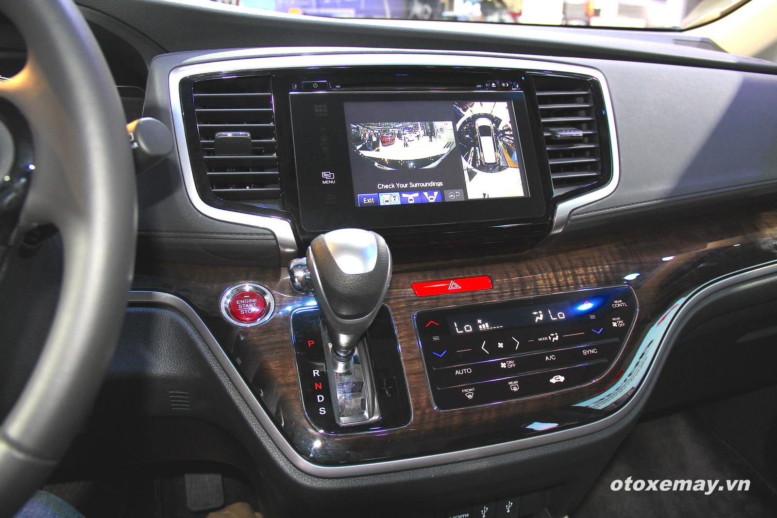 Honda Odyssey tiếp cận khách hàng toàn quốc - ảnh 6