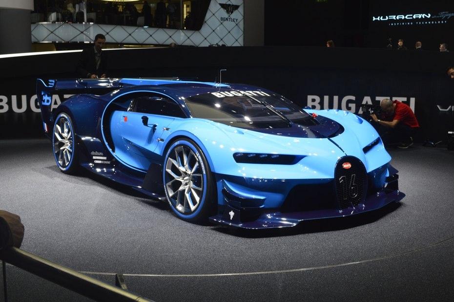 Siêu xe mới Bugatti Chiron chốt ngày ra mắt - ảnh 3
