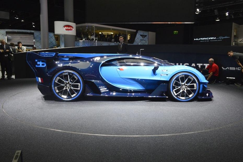 Siêu xe mới Bugatti Chiron chốt ngày ra mắt - ảnh 4
