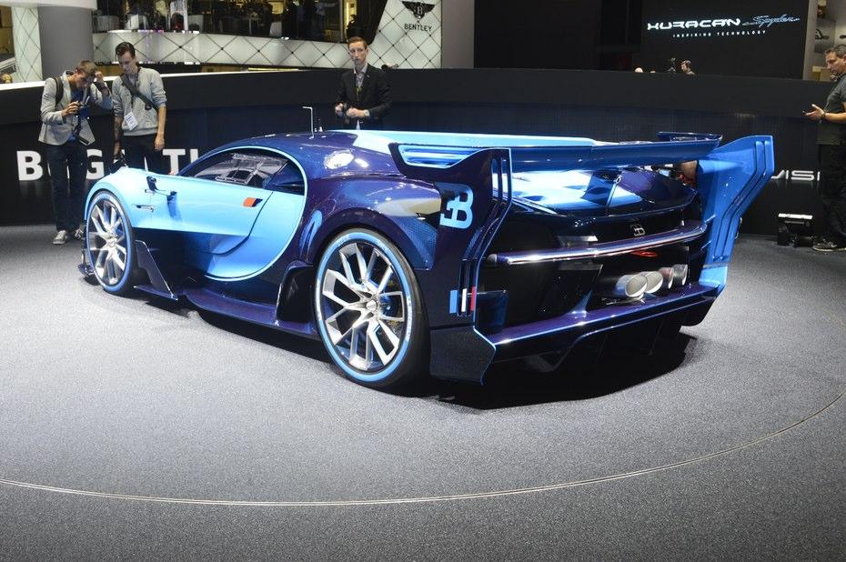 Siêu xe mới Bugatti Chiron chốt ngày ra mắt - ảnh 5