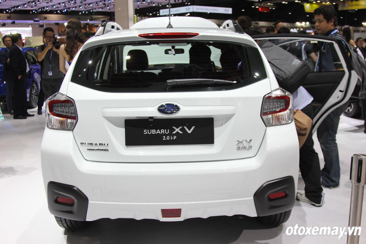 Subaru XV 2016 giá hấp dẫn hơn sắp về VN_2