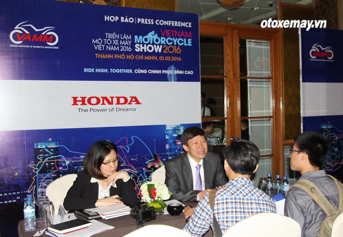 Honda và Yamaha sẽ tung những mẫu xe ấn tượng nhất tại Triển lãm Mô tô Xe máy Việt Nam-6