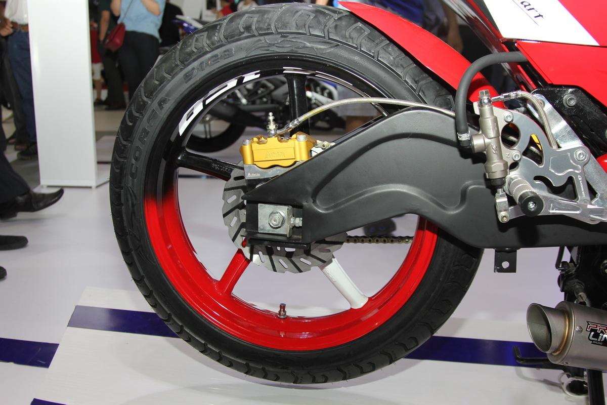 Bật mí Yamaha Exciter 150 độ chính hãng tại Sài Gòn_10