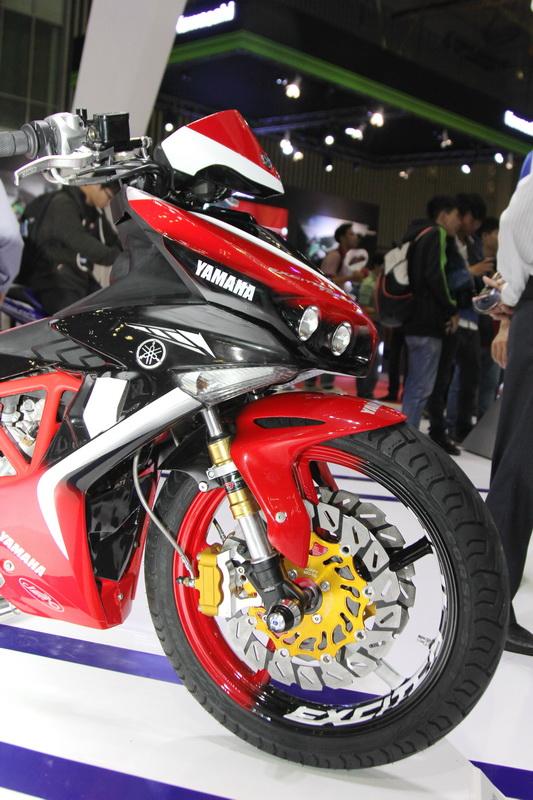 Bật mí Yamaha Exciter 150 độ chính hãng tại Sài Gòn_3
