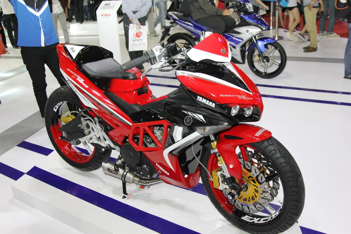 Bật mí Yamaha Exciter 150 độ chính hãng tại Sài Gòn_1