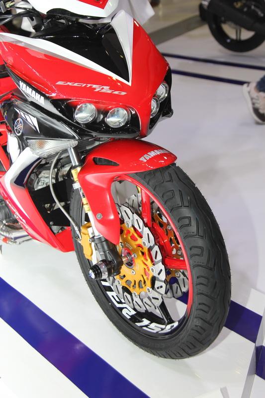 Bật mí Yamaha Exciter 150 độ chính hãng tại Sài Gòn_9
