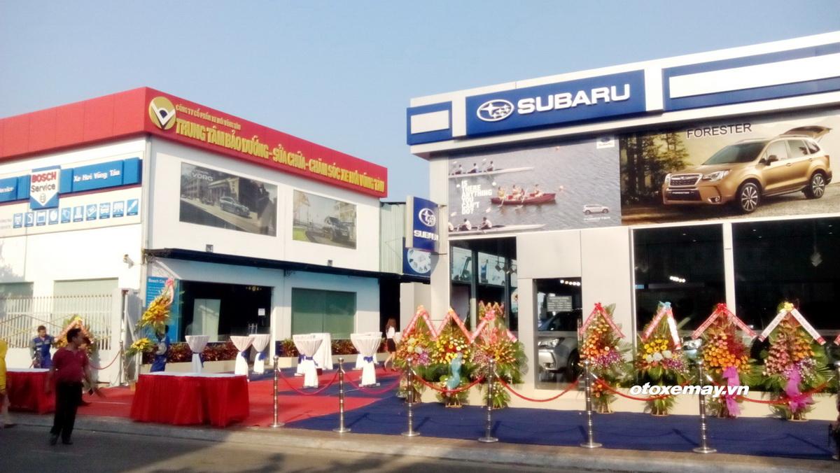"""Subaru khai trương đại lý 3S bán xe """"chất riêng"""" tại Vũng Tàu_1"""