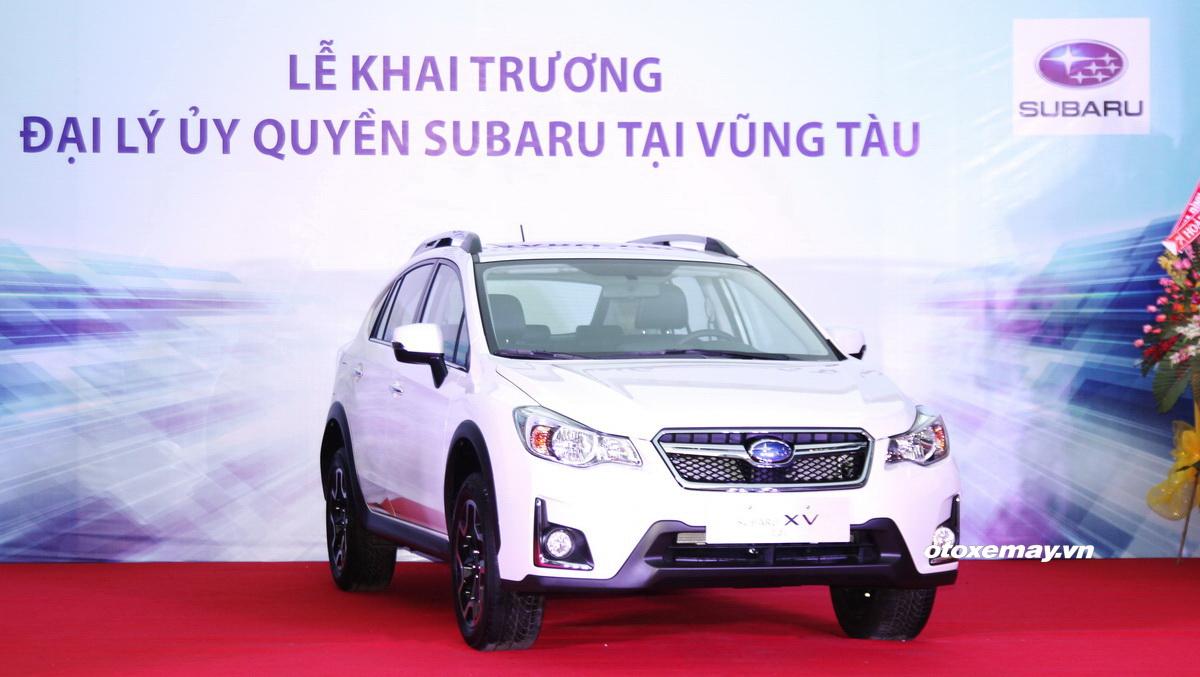 """Subaru khai trương đại lý 3S bán xe """"chất riêng"""" tại Vũng Tàu_2"""