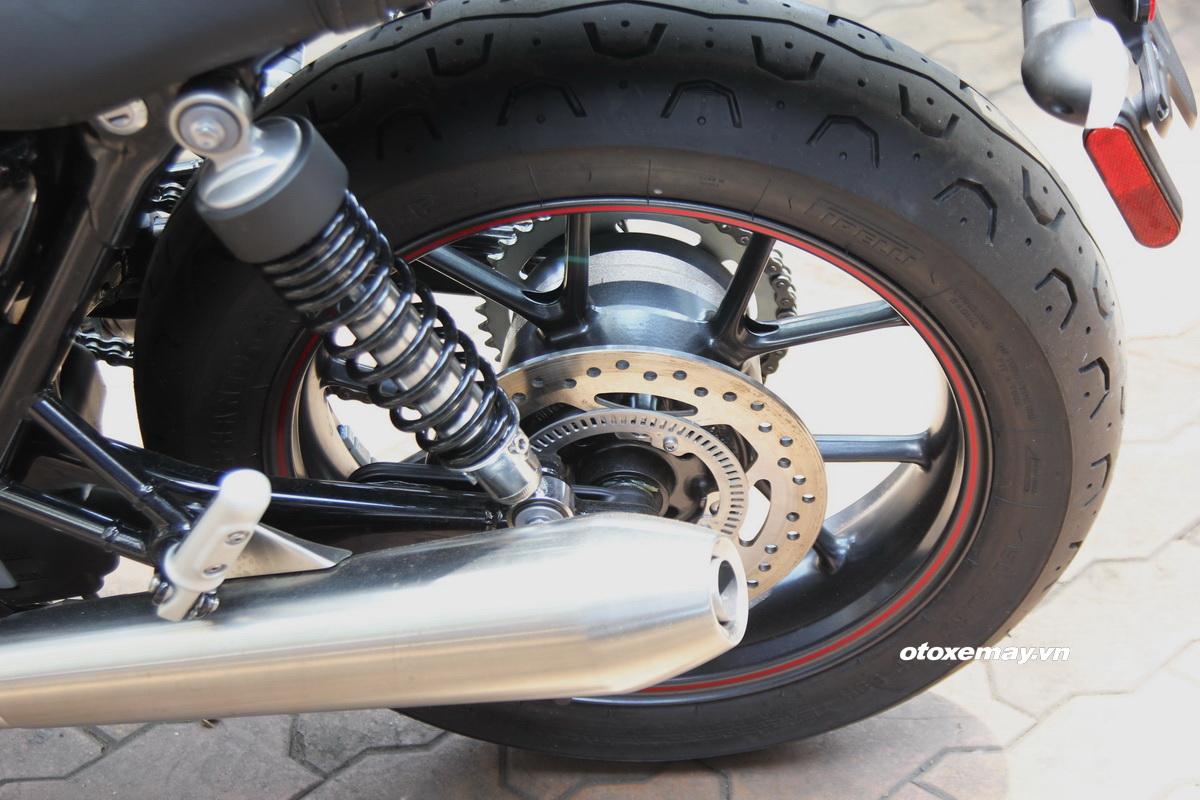 5 yếu tố khiến biker Việt thích mô tô Triumph Street Twin 2016_9