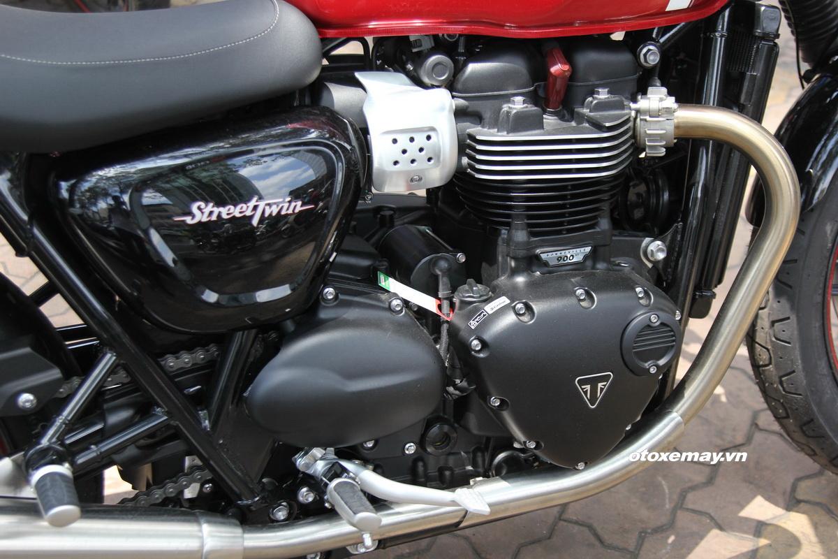 5 yếu tố khiến biker Việt thích mô tô Triumph Street Twin 2016_2