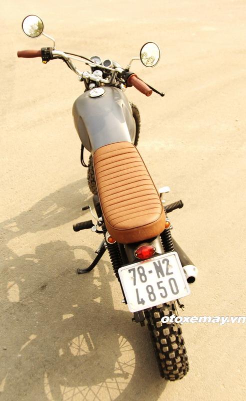 Biker Sài Gòn phiêu lãng với Honda Win độ Tracker_15