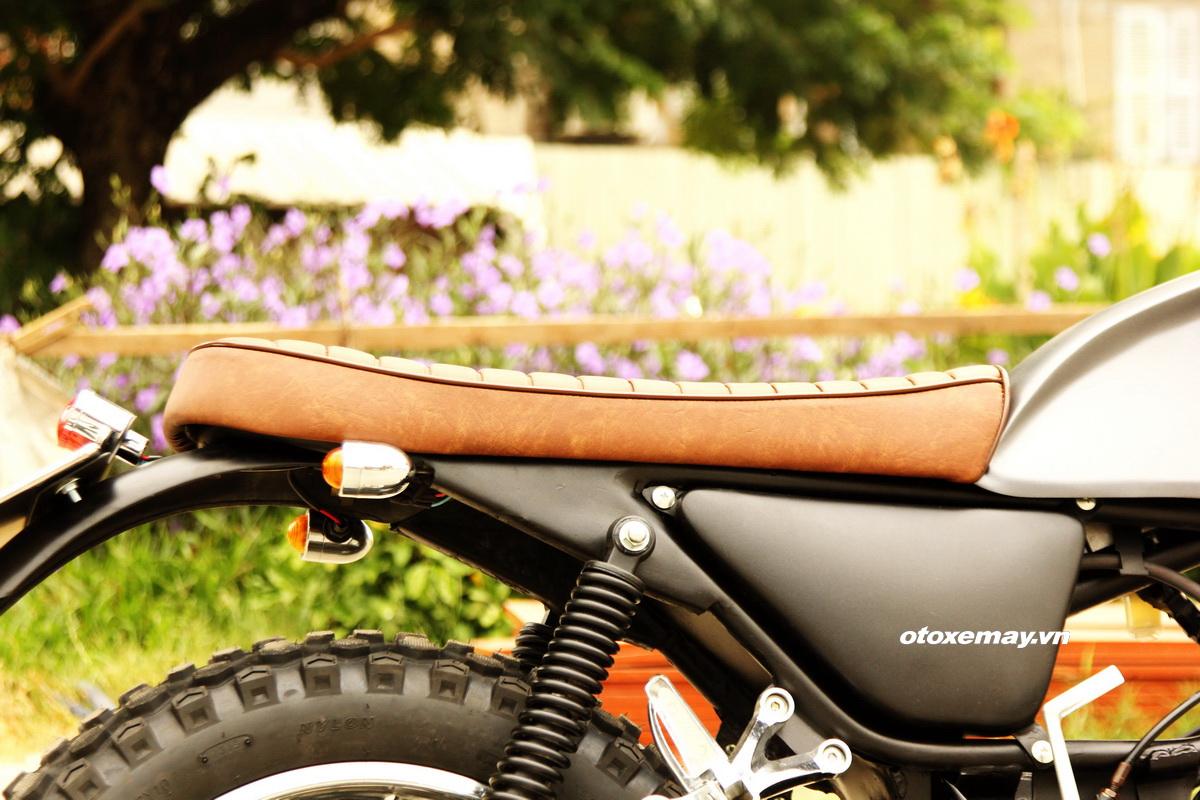 Biker Sài Gòn phiêu lãng với Honda Win độ Tracker_11