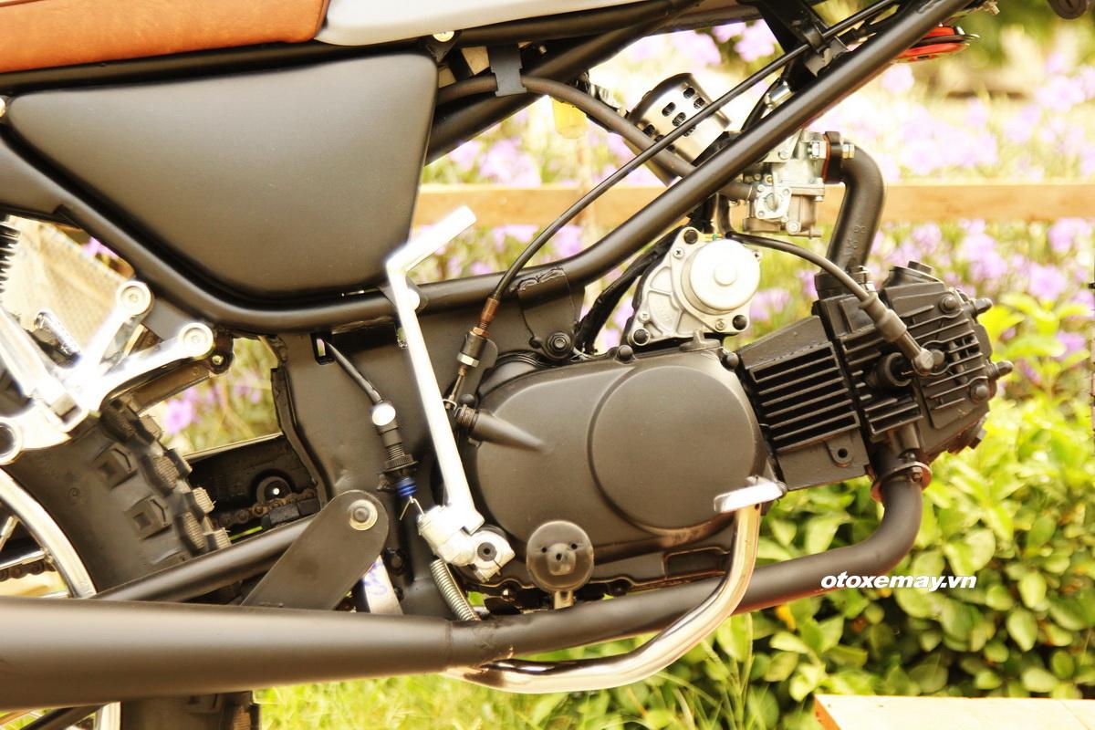 Biker Sài Gòn phiêu lãng với Honda Win độ Tracker_12