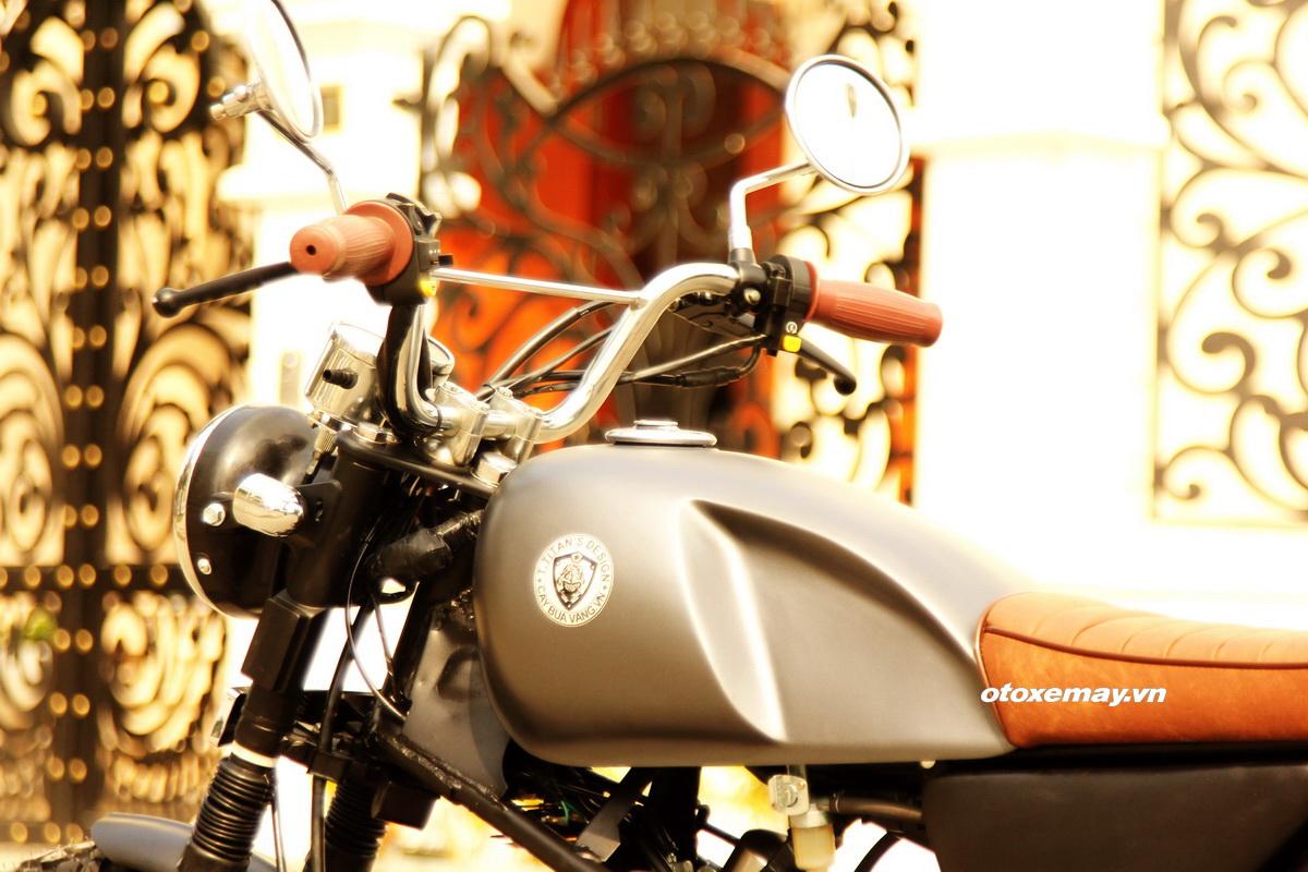 Biker Sài Gòn phiêu lãng với Honda Win độ Tracker_10