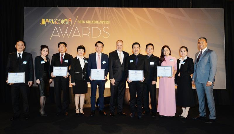 5 đại lý GM Việt Nam đạt được chuẩn toàn cầu