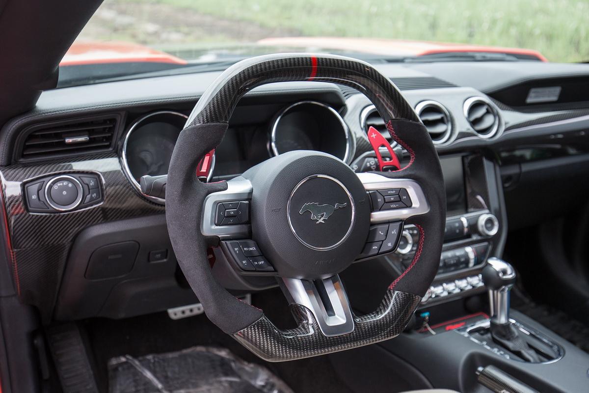 Ngắm Ford Mustang 2021 - 2021 độ toàn thân (full body) chất lừ tại Sài Gòn_11