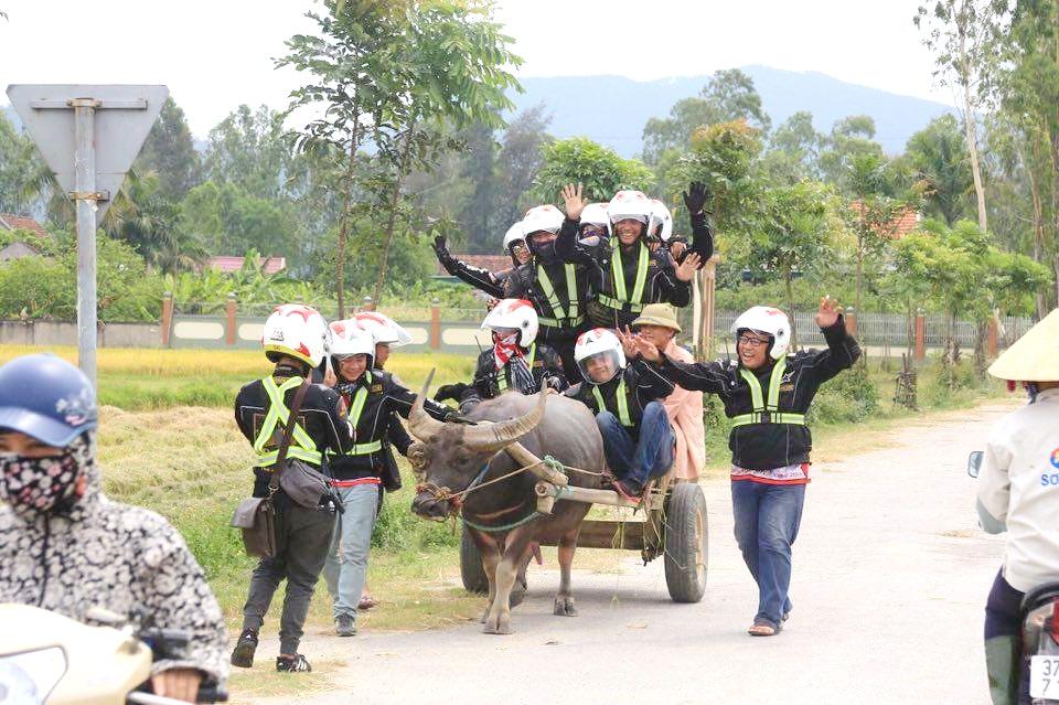Hội phượt Exciter xuyên Việt xả stress trên đường thiên lý_1