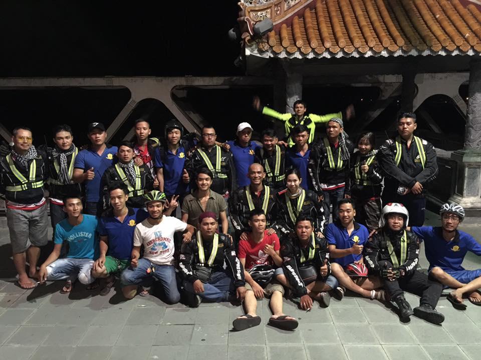 Hội phượt Exciter xuyên Việt xả stress trên đường thiên lý_13