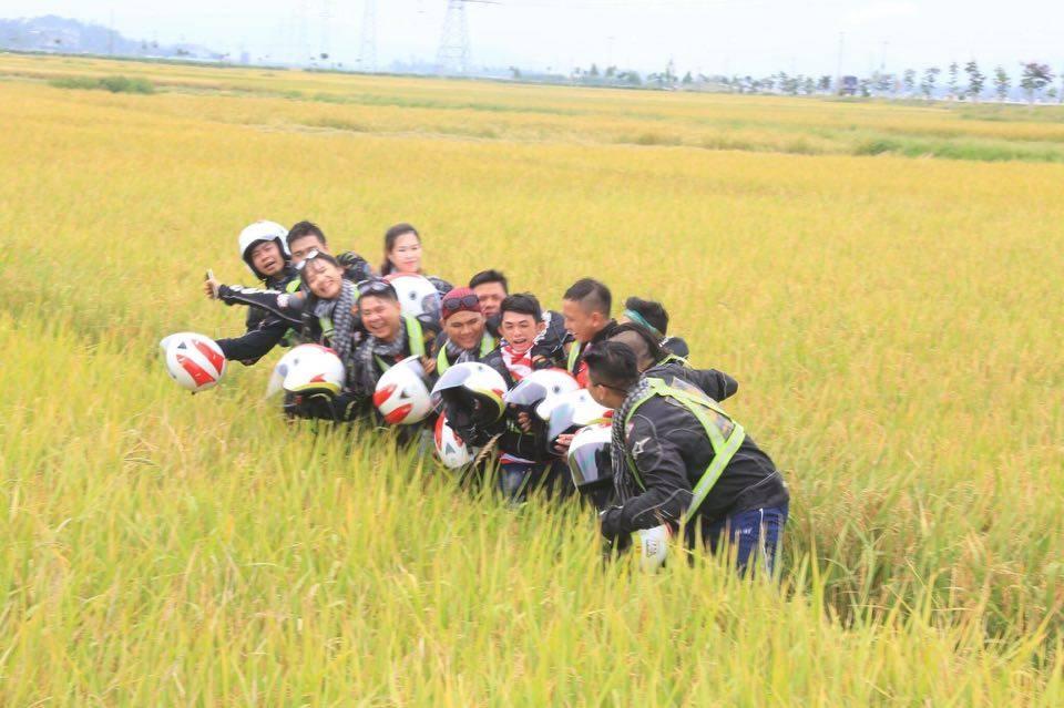 Hội phượt Exciter xuyên Việt xả stress trên đường thiên lý_2