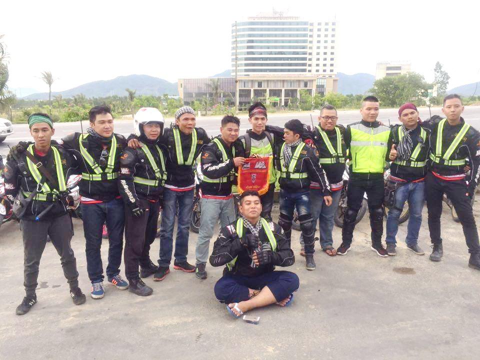 Hội phượt Exciter xuyên Việt xả stress trên đường thiên lý_9