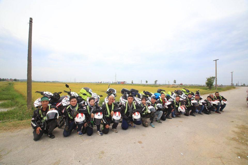 Hội phượt Exciter xuyên Việt xả stress trên đường thiên lý_14