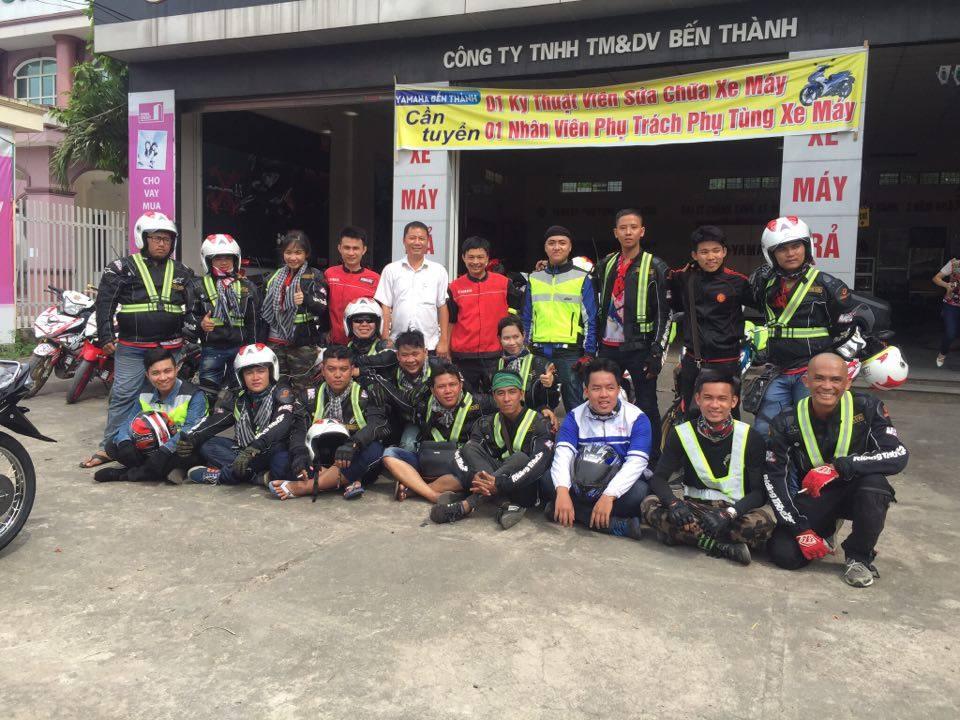 Hội phượt Exciter xuyên Việt xả stress trên đường thiên lý_5