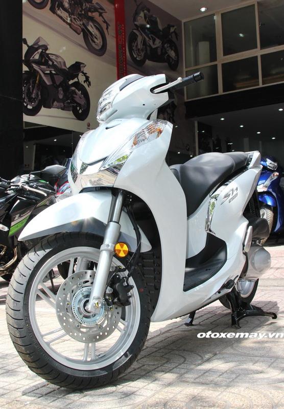 Xe ga cao cấp SH300i 2016 giảm giá sâu tại Sài Gòn_4