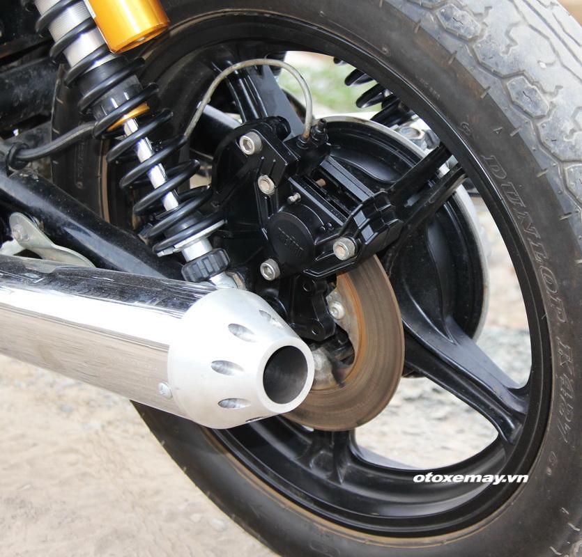 Bất ngờ mô tô cổ dáng ngon Moto Guzzi giá chỉ 100 triệu đồng_10