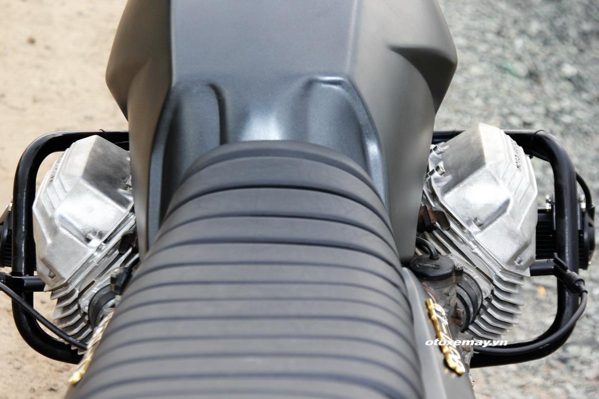 Bất ngờ mô tô cổ dáng ngon Moto Guzzi giá chỉ 100 triệu đồng_2