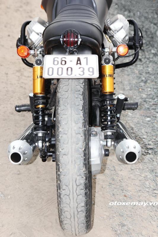 Bất ngờ mô tô cổ dáng ngon Moto Guzzi giá chỉ 100 triệu đồng_9