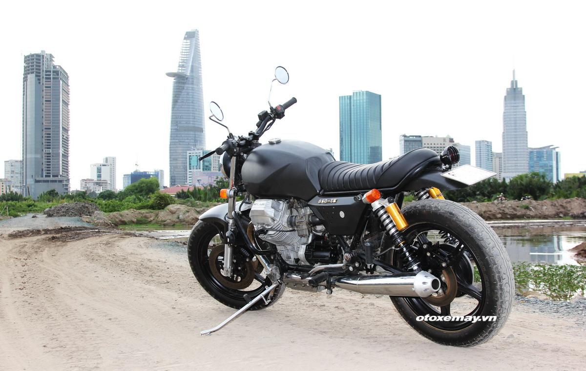 Bất ngờ mô tô cổ dáng ngon Moto Guzzi giá chỉ 100 triệu đồng_20
