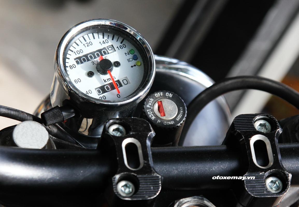 Bất ngờ mô tô cổ dáng ngon Moto Guzzi giá chỉ 100 triệu đồng_11