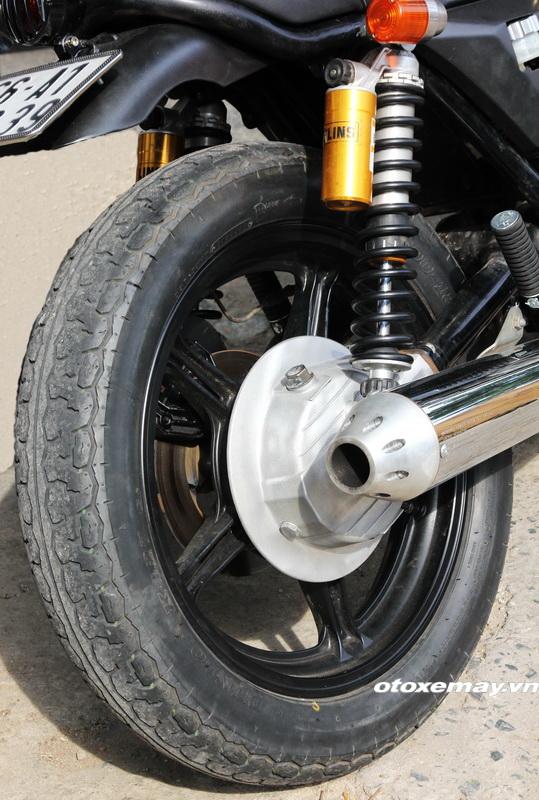 Bất ngờ mô tô cổ dáng ngon Moto Guzzi giá chỉ 100 triệu đồng_7