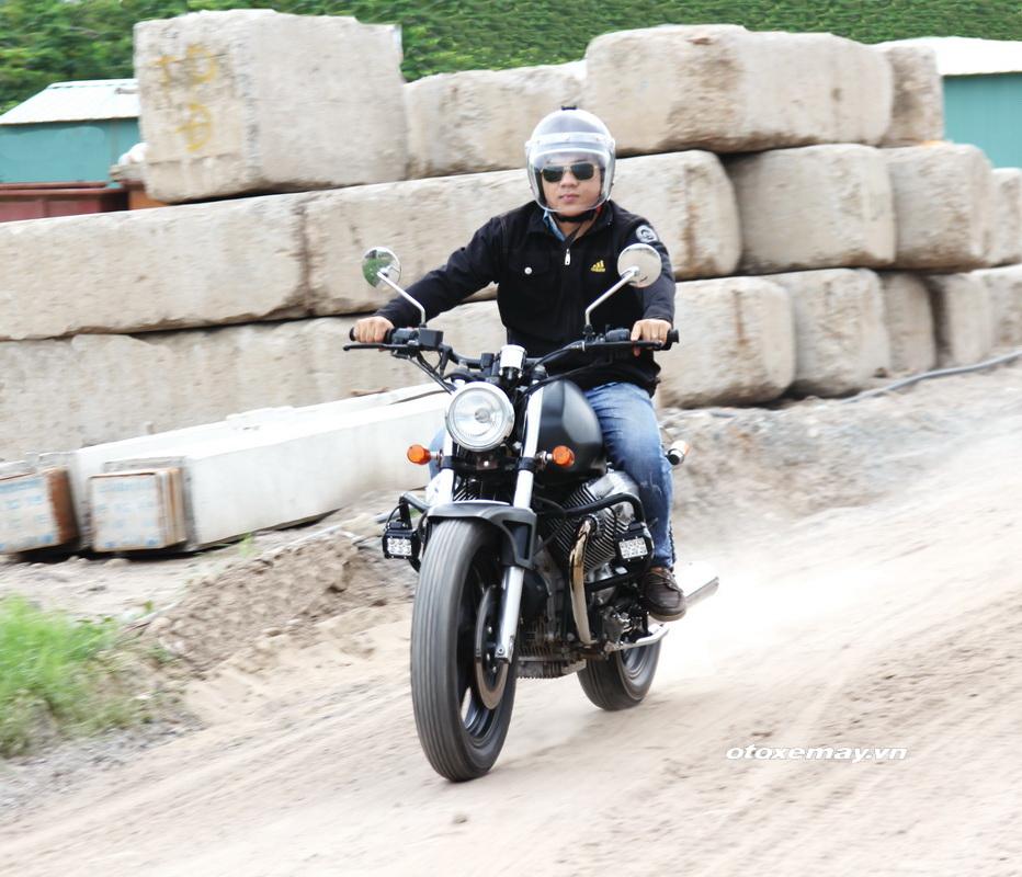 Bất ngờ mô tô cổ dáng ngon Moto Guzzi giá chỉ 100 triệu đồng_12