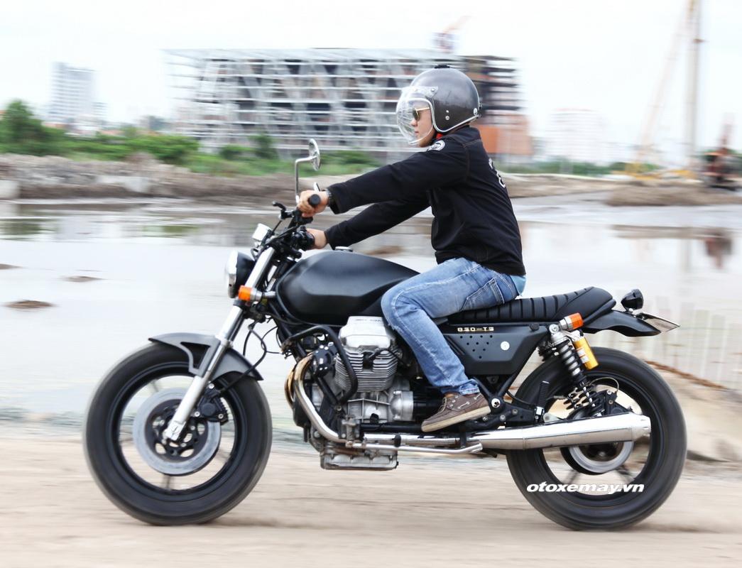 Bất ngờ mô tô cổ dáng ngon Moto Guzzi giá chỉ 100 triệu đồng_15
