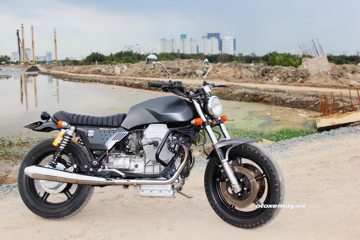 Bất ngờ mô tô cổ dáng ngon Moto Guzzi giá chỉ 100 triệu đồng_14